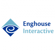 Enghouse Interactive Business Logo