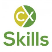 CX Skills Business Logo