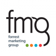 Forrest Marketing Group Business Logo