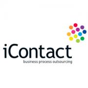 iContact BPO Business Logo