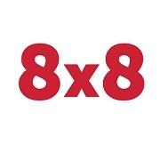 8x8 Business Logo