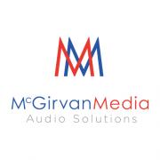 McGirvanmedia Audio Solutions Business Logo
