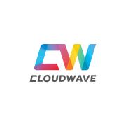 CloudWave Business Logo