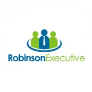 Robinson Executive Business Logo
