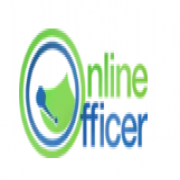 Online Officer Outsourcing Services Business Logo