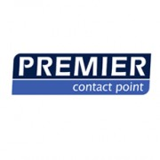 Premier Contact Point Business Logo