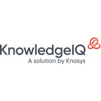 KnowledgeIQ, A Solution by Knosys Business Logo