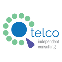Telco Independent Consulting Business Logo