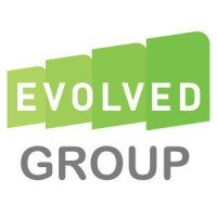 The Evolved Group Business Logo